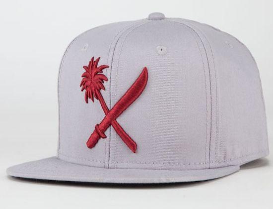 "US VERSUS THEM ""Crosscut"" Snapback Cap   OH SNAPBACKS Vintage & New Snapback Caps Hats"