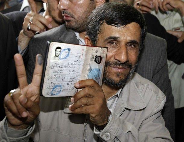 Mahmoud Ahmadinejad revealed to have Jewish past