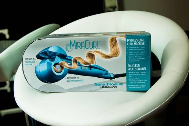 Beauty Review: Babyliss MiraCurl