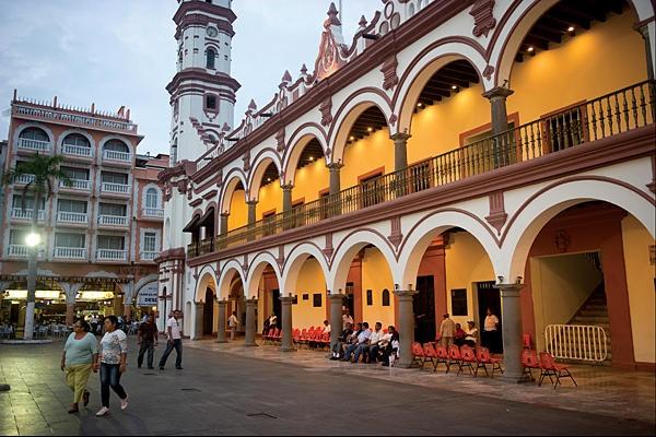 Los Portales, Veracruz, Mexico