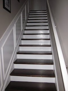 Finished Staircase!!