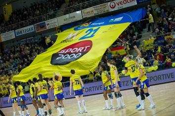 Évènement - Écran géant à Metz - Finale Coupe d'Europe Handball féminin 2013