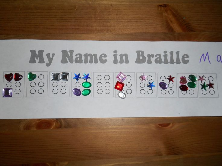 American Heritage Girls - Pathfinders - Fanny Crosby activities and My Name in Braille link