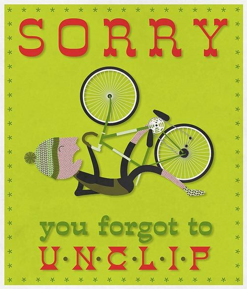hate when that happensBikes Fall, Bikes Shoes, Cycling Fun, Cycling Quotes, Forgot, Cycling Shoes, Unclip, Mountain Bikes, Formby Cycling
