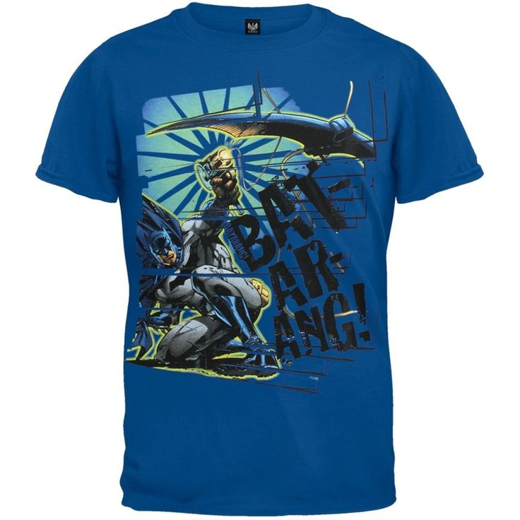 Batman - Batarang Youth T-Shirt