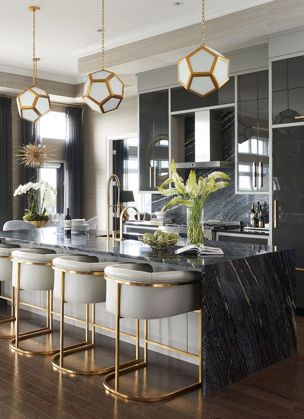 Inside a glam, stylish and sophisticated Saskatoon penthouse!