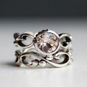 A different engagement ring #LOVEisintheair #DesireTrueLove #DiamondCandles
