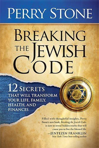 28 best john hagee ministries store images on pinterest john hagee breaking the jewish code 12 secrets that will transform your life family health and finances by perry stone fandeluxe Images