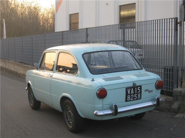 Fiat 850 Super 0 Autos Fiat Fiat 850 Y Autos