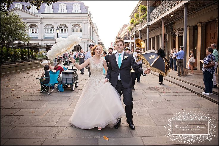 New Orleans Wedding Photographers – Alexis and David – Presbytere