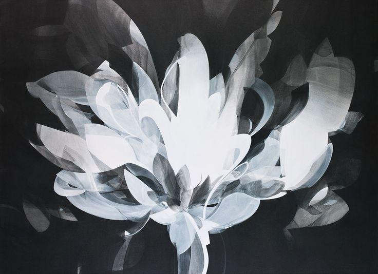 danilo rojas - flor de luz  #art #arte #contemporaryart