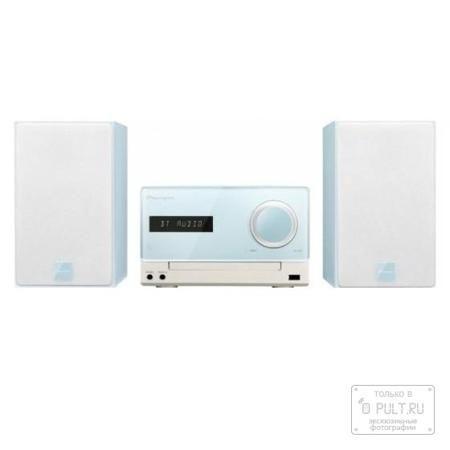 Pioneer X-CM35-L  — 14990 руб. —  Модель X-CM35 отличается возможностью простого беспроводного воспроизведения музыки, загруженной в смартфон или любое устройство с поддержкой Bluetooth. Теперь мы сможете наслаждаться любимой музыкой без проводов с помощью функции NFC. Система обеспечивает беспроводное воспроизведение музыки, программ Интернет-радио и иного контента из смартфона, цифрового аудиоплеера, компьютера или других Bluetooth устройств. Если у вас смартфон с поддержкой Bluetooth или…