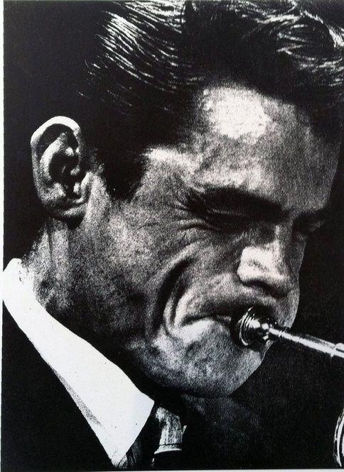 Ed van der Elsken (1925-1990) Blowing Chet! 1955