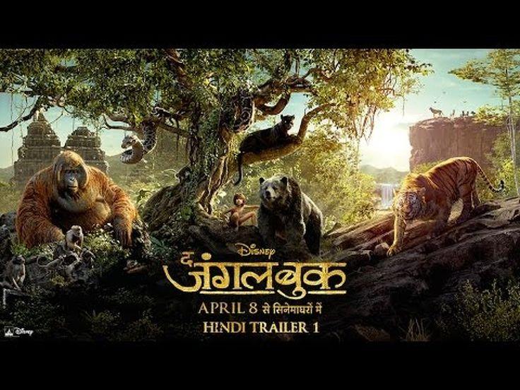 The Jungle Book | Official Hindi Trailer 1 | In Cinemas April 8 - Vidimovie.com - VIDEO: The Jungle Book | Official Hindi Trailer 1 | In Cinemas April 8 - http://ift.tt/2911QfX