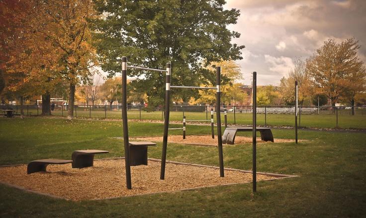 Sir Wilfrid Laurier Park, Montreal, Qc
