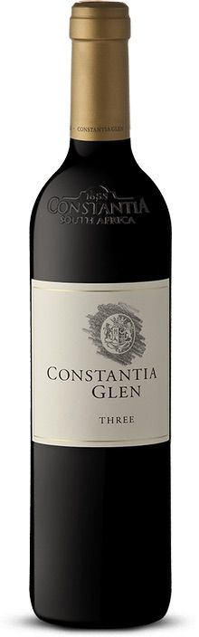 Constantia Glen Three (Bordeaux style red blend) from Constantia Wine Region, South Africa. Read article here: http://finewinelifestyle.com/bordeaux-blend-constantia-glen-three-constantia-wine-region/