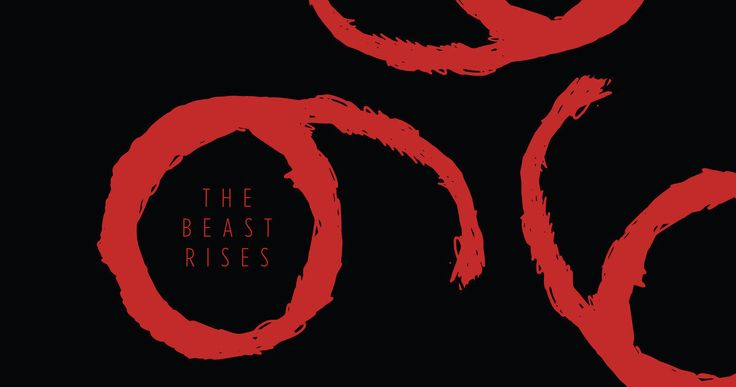 'Damien' Poster Brings the Antichrist to Comic Con -- The Beast rises in the first poster for A&E's TV series 'Damien', based on the popular horror movie 'The Omen'. -- http://movieweb.com/damien-tv-show-poster-comic-con-2015/