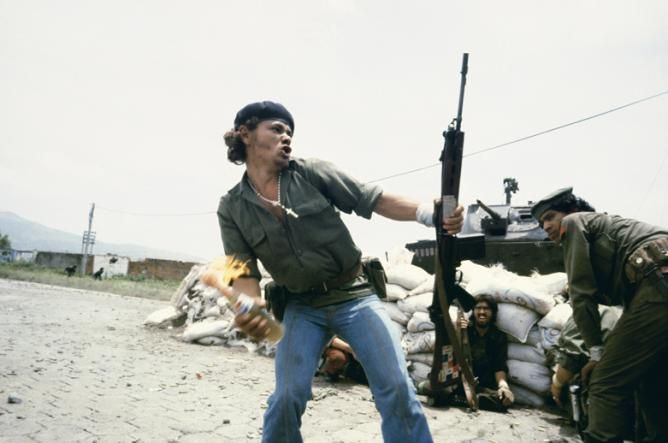 History Beneath the Surface: Susan Meiselas' Photographs of the Nicaraguan Revolution