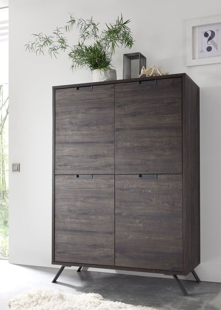 die besten 25 highboard eiche ideen auf pinterest highboard highboard massivholz und tv. Black Bedroom Furniture Sets. Home Design Ideas