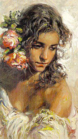 Spanish Artist Jose Royo | THE ART OF JOSE' ROYO