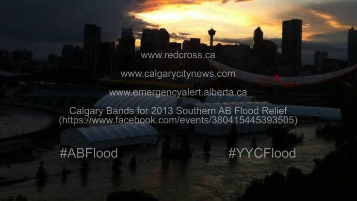 Calgary / Alberta Floods 2013
