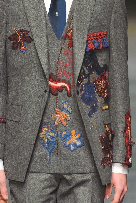 @: Мужские пиджаки с вышивкой