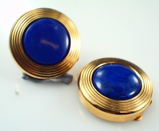 Stunning 18ct Imported Italian Yellow Gold Button covers #greatidea