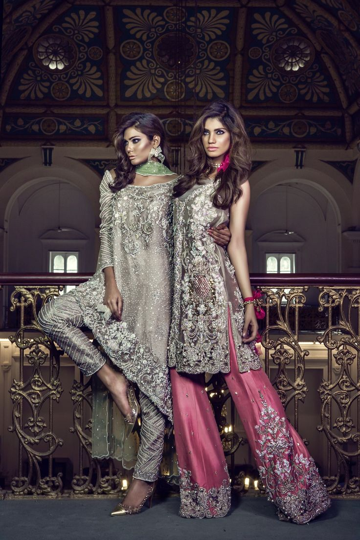 """Zara Abid and Kanwal Ilyas for Republic Womenswear """