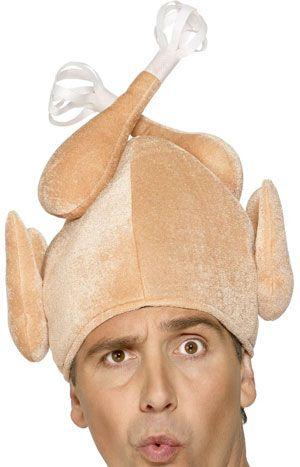 Turkey Hat Fancy Dress Costumes & Party Supplies Ireland - LittleStarParties Online Party Shop
