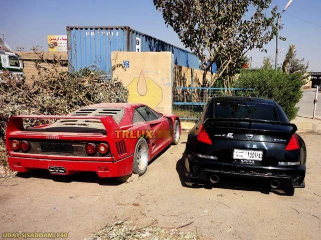 Ferrari Abandoned CarsAbandoned PlacesFerrari F40Find CarsBarn