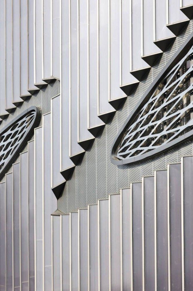 Herma Parking Building / JOHO Architecture