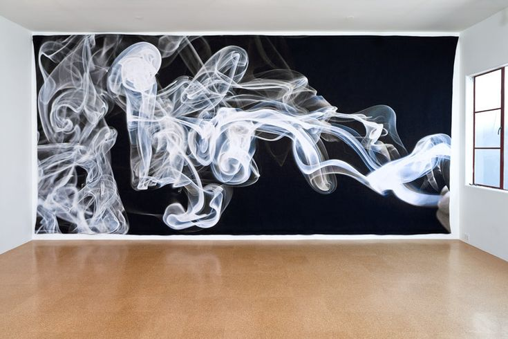 Pae White, Smoke Knows, 2009. Cotton and polyester, 114 × 258 in. (289.6 × 655.3 cm). Collection of the artist; courtesy greengrassi, London and 1301PE, Los Angeles. Photograph by Fredrik Nilsen