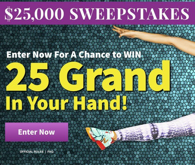 Score A 25 000 00 Check Submit Your Entry Now On The Simple Form To Qualify For Some Cash Sweepstakes Simplest Form 25th
