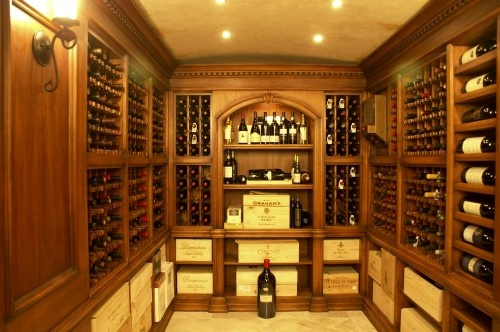 Wine Room Design