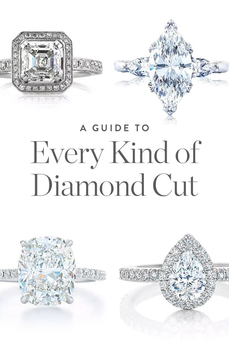 While the more unusual cuts of diamonds have been gathering momentum - Every Kind Of Diamond Cut Explained