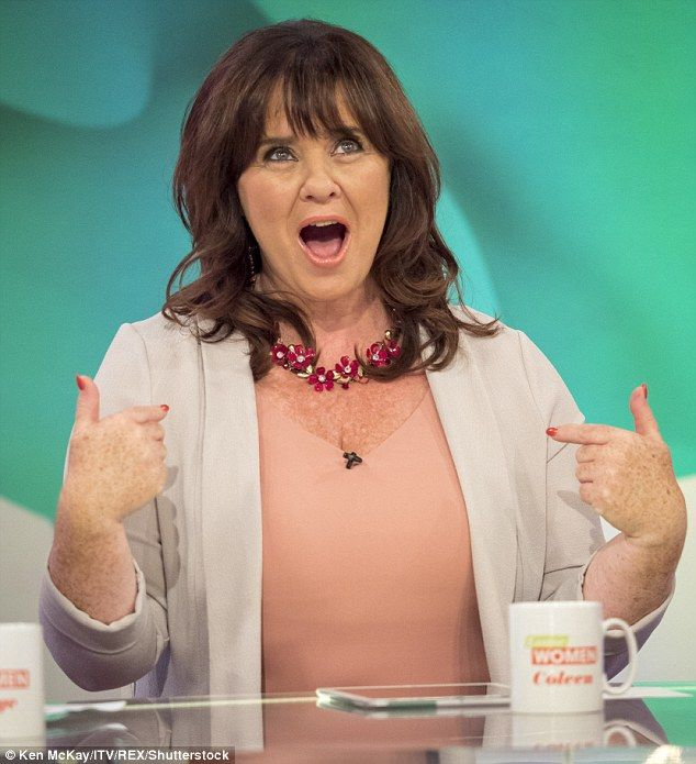 'Upset and annoyed': Coleen Nolan has hit back after fans accused her of 'bullying' fellow panellist Katie Price on Tuesday's episode of Loose Women