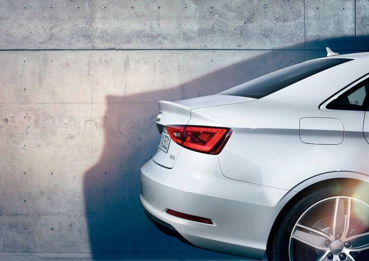 Shadow #Audi #A3 Sedan