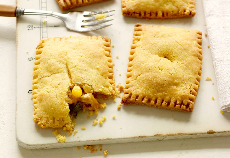 Chicken Chile Relleno Pies Recipe | Party Time | Pinterest