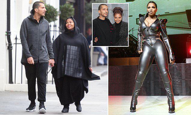 Janet Jackson splits from her £800m Qatari tycoon third husband