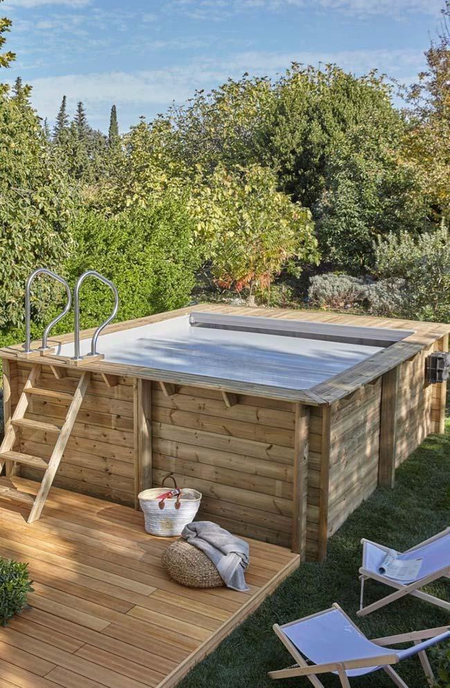 Palettenpool Kreative Ideen Und Wie Sie Ihre Ideen Umsetzen Konnen Neu Dekoration Stile Paletten Pool Gartenpools Pool Fur Kleinen Garten