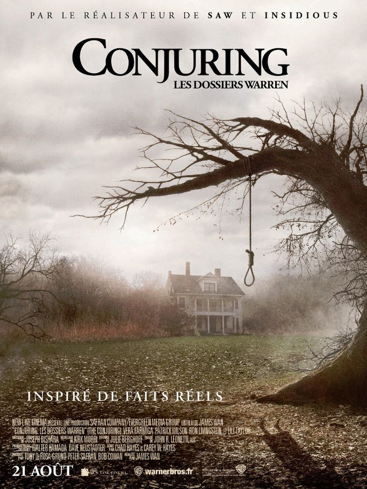 Photo (1 sur 45) du film Conjuring : Les dossiers Warren, avec Vera Farmiga, Patrick Wilson