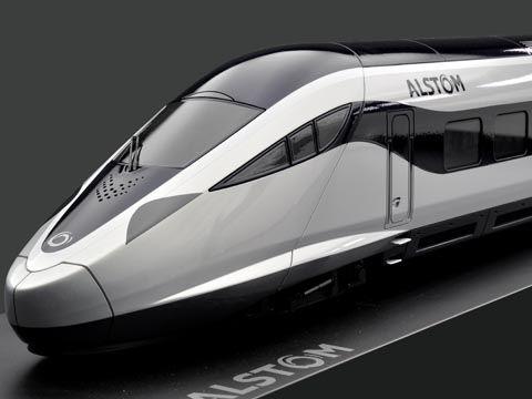 FRANCE   High Speed Rail