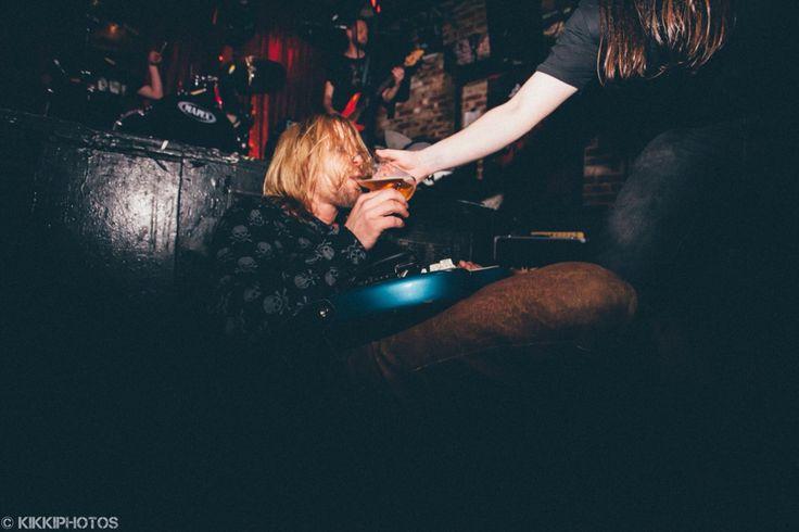 Three Quarter Beast live at Cherry Bar. #live #music #guitar #guitarist #beer #cherry #bar #threequarterbeast