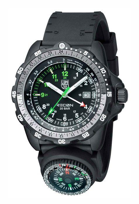 Luminox Militär Armbanduhr  8831.KM versandkostenfrei, 100 Tage Rückgabe, Tiefpreisgarantie, nur 382,00 EUR bei Uhren4You.de bestellen