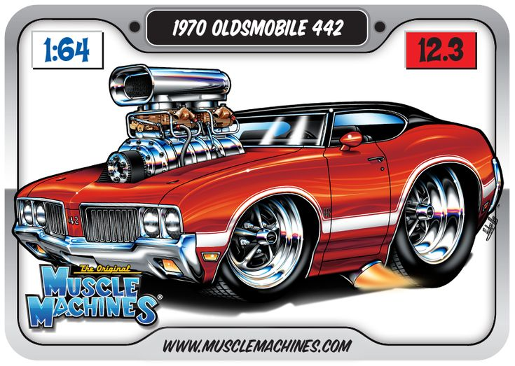 American Car Drag Racing Prints