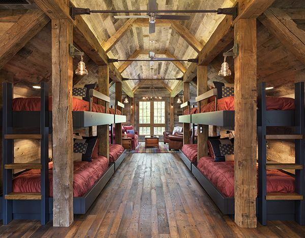 Cozy Rustic Bunkhouse Getaway In Northern Wisconsin