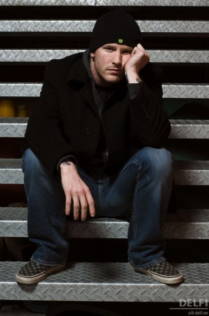 Corey Taylor of Stone Sour and Slipknot. I love him so much.