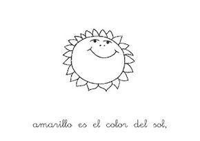 Menta Más Chocolate - RECURSOS PARA EDUCACIÓN INFANTIL: Poesia del color AMARILLO