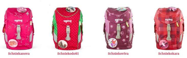 ergobag mini Kindergartenrucksack für Mädchen