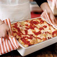 vegetable lasagna Italian Food Recipes - Easy Italian Recipes - Country Living